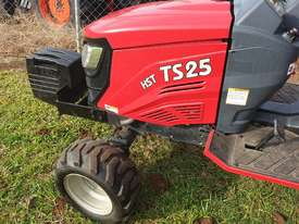 TYM TS25 tractor with slasher - picture0' - Click to enlarge