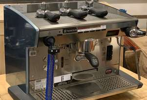 RANCILIO CLASSE 8 1 GROUP BRAND NEW STAINLESS ESPRESSO COFFEE MACHINE
