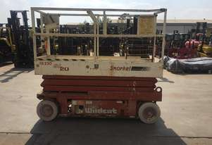 Snorkel Used   Scissor Lift