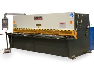 ASSET Industrial 2500mm x 6.5mm Heavy Duty Hydraulic Guillotine With NC Backgauge