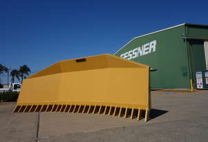 Gessner Wheel Loader Stickrakes