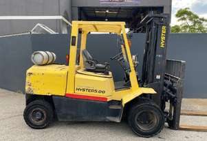 Hyster 2007   H5.00DX