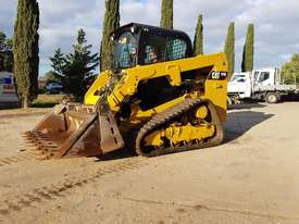 2018 CAT 239D TRACK LOADER WITH ALL OPTIONS AND FULL CIVIL SPEC - picture0' - Click to enlarge