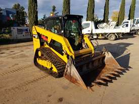 2018 CAT 239D TRACK LOADER WITH ALL OPTIONS AND FULL CIVIL SPEC - picture2' - Click to enlarge