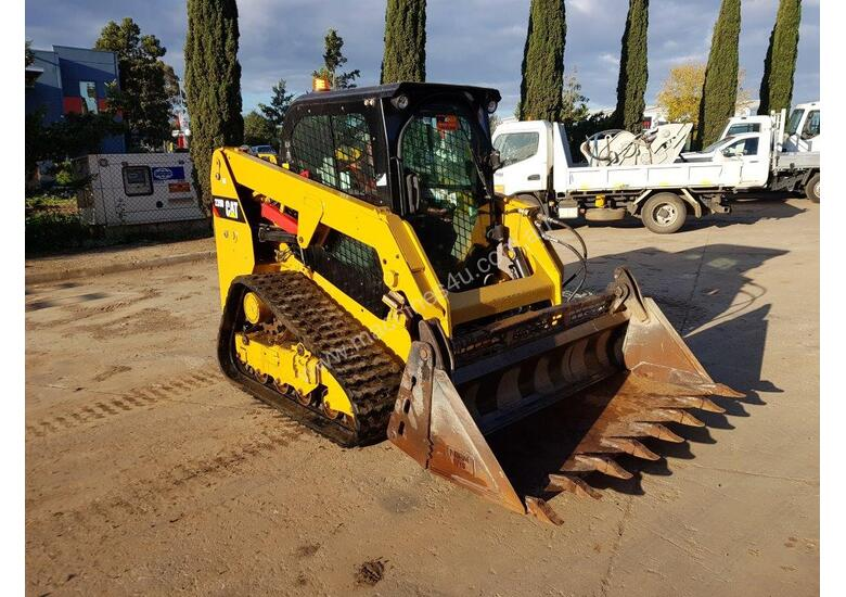 2018 CAT 239D TRACK LOADER WITH ALL OPTIONS AND FULL CIVIL SPEC