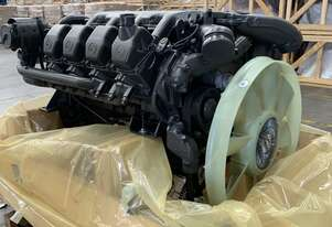 New Mercedes-Benz OM502LA Diesel Engine 420kW