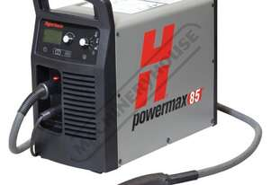Powermax85 Inverter Plasma Cutter Clean Cut 25 mm - Cut Speed 500 mm/min / 32 mm - Cut Speed 250 mm/