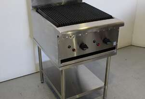 Caterware CW-GCG60 2 Burner Char Grill