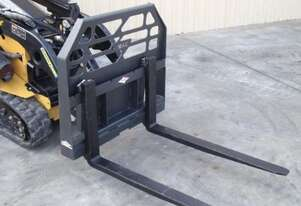 Himac Mini Loader Pallet Forks