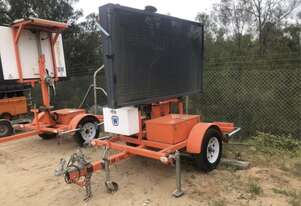 Wanco VMS Board Trailer