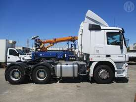 Mercedes-Benz Actros - picture0' - Click to enlarge