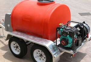Polymaster 1200L Water Tankers For Hire