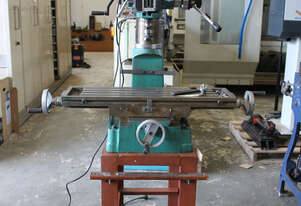 ZX 30L Bench Mounted Mill Drill (240 Volt)
