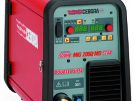 Double Pulse, Synergic MIG Welder *DEMO AVAILABE*