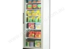 Bromic UF0440LS LED - Flat Glass Door LED Display Freezer - 440 Litre
