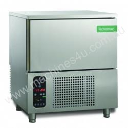 Tecnomac BK5-16 self-contained blast freezer