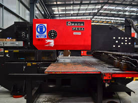 Amada Pega 357. 2 auto index, hydraulic clutch, 6M