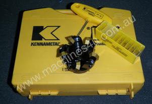 Kennametal 63mm Milling Cutter Kit - CLEARANCE