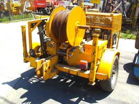30 Kn andromeda cable winch , 2cyl diesel powered  - picture0' - Click to enlarge