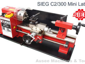 SIEG C2 /180x300mm Mini Lathe Variable Speed - picture0' - Click to enlarge