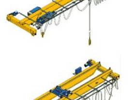 Single and Double Girder Cranes - picture0' - Click to enlarge