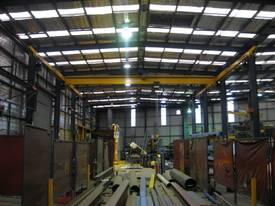 Single and Double Girder Cranes - picture5' - Click to enlarge