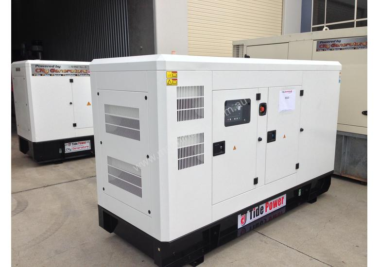 40kVA generator set Powered by a Cummins � engine