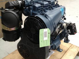 VM Motori SUN Air-Cooled Turbo-Diesel Engine-60HP