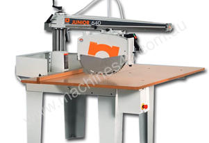 400MM Radial Arm Saw CE Model JNR 640 by Maggi