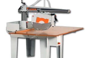 RADIAL ARM SAW 3PH SEGA +RIT V400/50 Hz BLADE GUARD 400MM CE MODEL JUNIOR 640 RETURN SPRING MAGGI IT