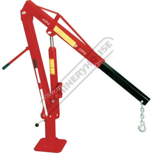 New Hafco Workshop Cranes for sale - TCS-450 Swivel Crane -Truck or ...