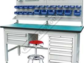 IWB-40P5 Industrial Work Bench Package 1800 x 750
