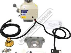 CE-500PX Power Feed Unit X-Axis Suits Turret Milling Machines - picture2' - Click to enlarge