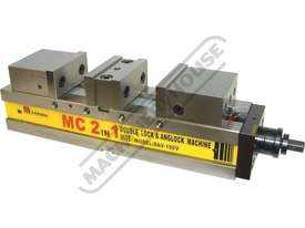 DAV-130V Safeway Double Lock Vice 130mm - picture0' - Click to enlarge