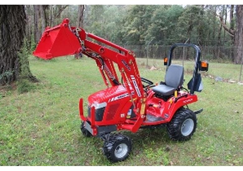 MF GC Series Compact Tractor