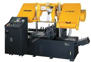 EVERISING H-260HBNC BANDSAW | 260MM DIA CAPACITY | FULLY AUTO | COLUMN TYPE | NC CONTROL