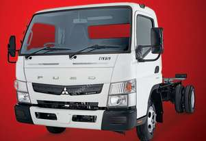 New Fuso Canter 615 Wide Cab chassis