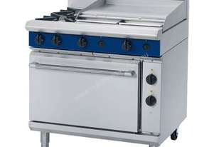 Blue Seal Evolution Series GE506B - 900mm Gas Range Electric Static Oven