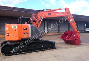 Hitachi HIRE - ZX 135US Excavator