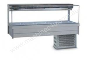 Cold Food Bar - Roband SRX24RD Cold Plate