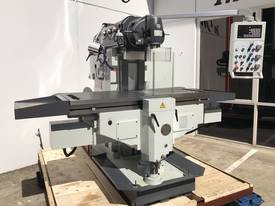Heavy Duty Bed Type Milling Machine ISO 50 Spindle Servo Ballscrew Drive 1635mm x 460mm  - picture0' - Click to enlarge