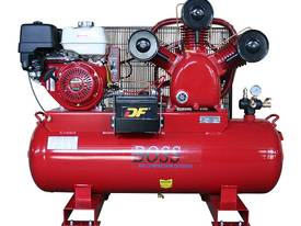 BOSS 42 CFM/13HP HONDA PETROL AIR COMPRESSOR - picture0' - Click to enlarge