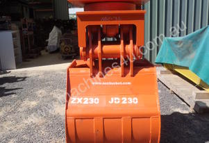 Clamshell Bucket Hydraulic Rotating