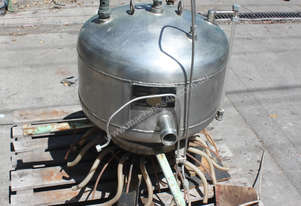 97lt Stainless pressure vessel + distributer