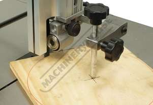 CCA-360 Circle Cutting Attachment 110 - 800mm Circle Capacity Suits BP-360 Band Saw