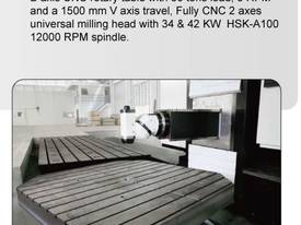 160mm Spindle Taiwanese Floor Borers - picture2' - Click to enlarge