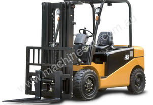 J Series 4-5T Forklift (Four Wheel)