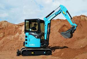 2018 AIRMAN AX26U MINI EXCAVATOR