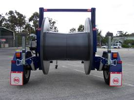 REDMOND GARY 1.0 Tonne Self Loading Cable Drum Trailer - picture3' - Click to enlarge