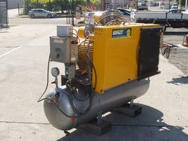 INGERSOLL-RAND ELECTRIC COMPRESSOR 80CFM - picture1' - Click to enlarge